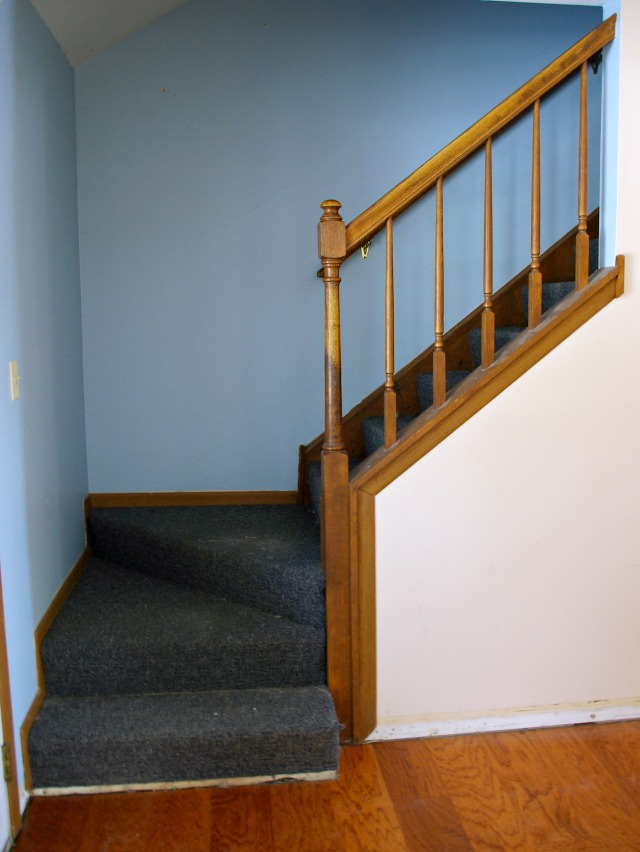 Stair Finishing Options Mrs Fancee