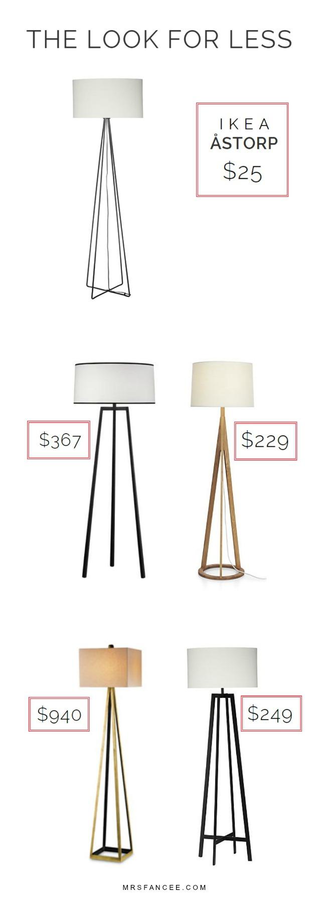 Ikea astorp floor lamp mrs fancee - Ikea schrankwand weiay ...