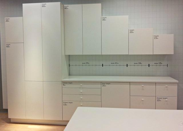 Ikea Kitchen Door Sizes